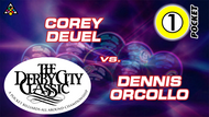D22-1P2: Corey Deuel vs. Dennis Orcollo *