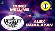 D22-1P6: Chris Melling vs. Alex Pagulayan *