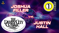 D22-1P7: Joshua Filler vs. Justin Hall