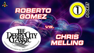 D22-1P9: Roberto Gomez vs. Chris Melling *