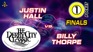D22-1P11: Justin Hall vs. Billy Thorpe (Finals) *