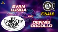 D22-B02D: Evan Lunda vs. Dennis Orcollo (Finals) *
