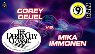 D22-9B1D: Corey Deuel vs. Mika Immonen *