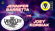 D22-9B3D: Jennifer Barretta vs. Joey Korsiak *