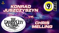 D22-9B4D: Konrad Juszczyszyn vs. Chris Melling *