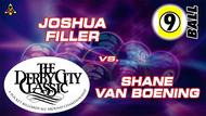 D22-9B5D: Joshua Filler vs. Van Boening **