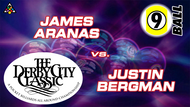 D22-9B6D: James Aranas vs. Justin Bergman *