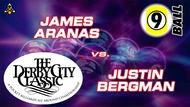 D22-9B6D: James Aranas vs. Justin Bergman *