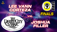 D22-9B8D: Lee Vann Corteza vs. Joshua Filler (Finals) *