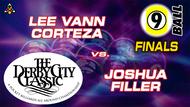 D22-9B8D: Lee Vann Corteza vs. Joshua Filler (Finals) *