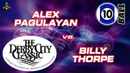 D22-10B2D: Alex Pagulayan vs. Billy Thorpe