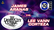 D22-10B3D: James Aranas vs. Lee Vann Corteza