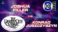 D22-10B4D: Joshua Filler vs. Konran Juszczyszyn *