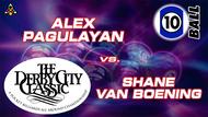 D22-10B9D: Alex Pagulayan vs. Shane Van Boening **