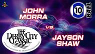 D22-10B11D: John Morra vs. Jayson Shaw