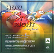 How To Play Pool Right (DVD)