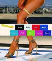 Lycra Leg Garter