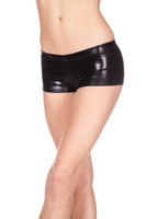 Metallic Cheeky Boy Shorts