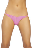 Lycra Thong Bikini Bottom