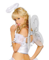Angel Wings and Halo Set