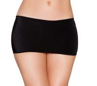 Lycra Micro Mini Skirt
