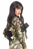 Black Shoulder Gun Holster