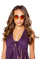Hippie Heart Sunglasses