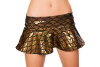 Flared Mermaid Skirt