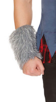 Furry Wolf Wristbands