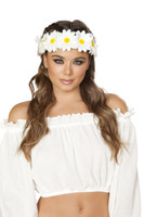 Light-Up Daisy Headband