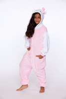 Kids Kitty Cat Onesie