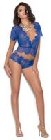 Eyelash Lace Cami and Panty Set