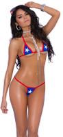 Skimpy Star G-String Bikini