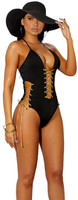 Lycra Lace Up Monokini