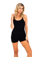 Cozy and Comfy Fuzzy Romper with Zipper