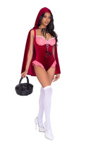 Storybook Red Costume