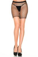 Mini Diamond Net Shorts
