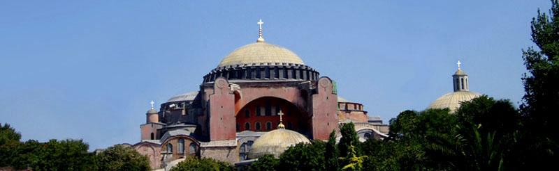 HAGIA SOPHIA IN BYZANTINE ROMAN TIMES