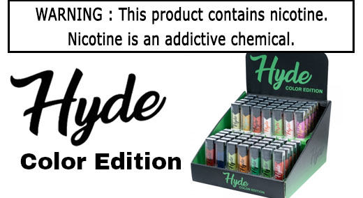 Hyde Color Edition 70 CT Display