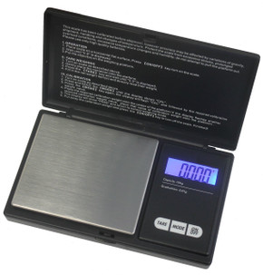 SUPERIOR BALANCE GRAND PRO 1000TH HIGH ACCURACY ELECTRONIC SCALE 30G x 0.001G