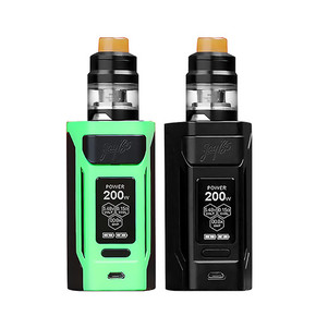 WISMEC RX2 & GNOME TANK KIT | NO BATTERIES