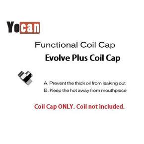 YOCAN EVOLVE PLUS COIL CAP | 5 PACK