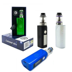 ASMODUS COLOSSAL & OHMIE TANK KIT   TOUCH SCREEN   80W