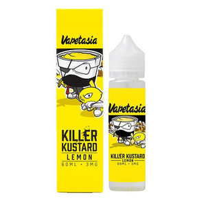VAPETASIA | KILLER KUSTARD | 60 ML
