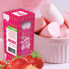 STRAWBERRY FLUFF BY MUTHER FLUFFER E-JUICE | 180 ML
