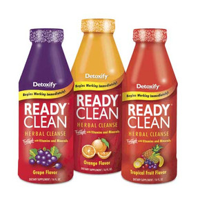 DETOXIFY | READY CLEAN HERBAL CLEANSE | 16OZ