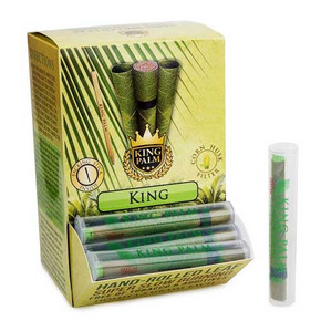 KING PALM KING SIZE CONE | 50 CT DISPLAY