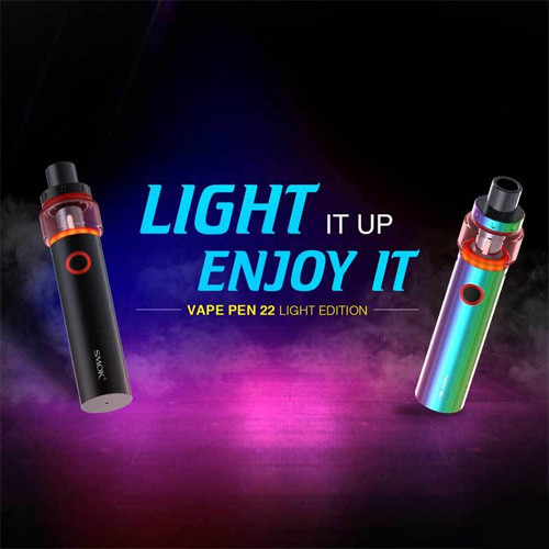 SMOK VAPE PEN 22 KIT | 1650MAH | LIGHT EDITION