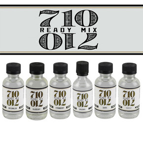 EXTRACT SOLUTIONS CO. | 710 READY MIX 60ML BOTTLE ONLY