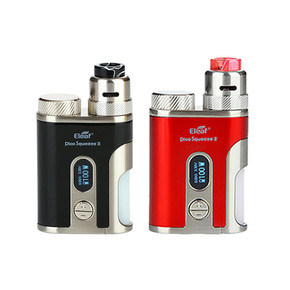 ELEAF PICO SQUEEZE 2 SQUONKER KIT WITH CORAL RDA | INCLUDES SINGLE 21700 BATTERY | 100W